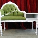 Sofa Telephone Luxury Cantik