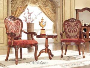 Kursi Klasik Ruang Tamu