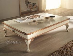 Meja Putih Duco