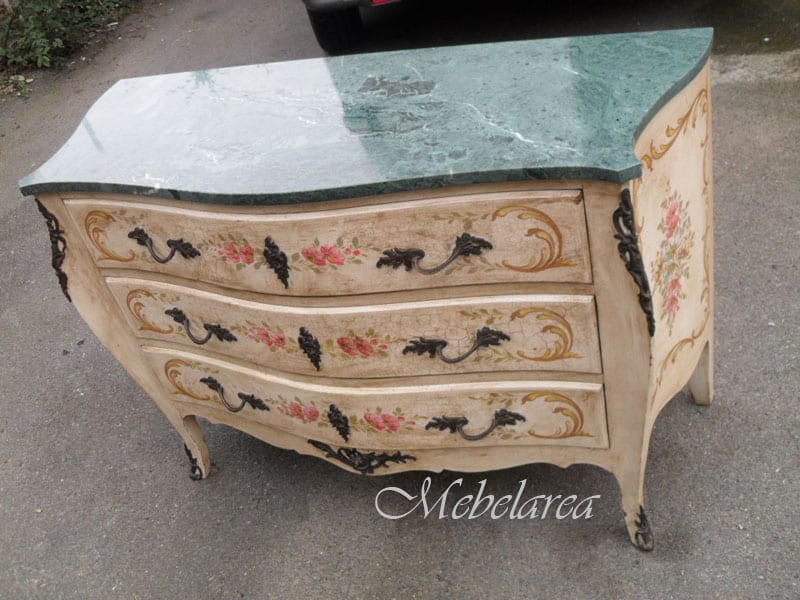 Nakas Drawer Rustic