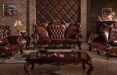Sofa Romawi Jati