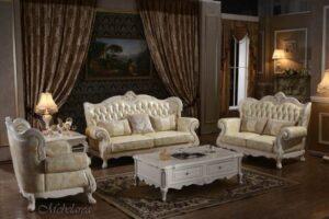 Sofa Tamu Mewah Royal