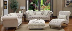 Sofa Tamu Modern Mewah