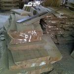 kayu jati pilihan