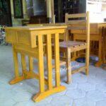 Set Meja Kursi Belajar Sekolah