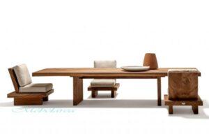 Set Sofa Minimalis Trembesi