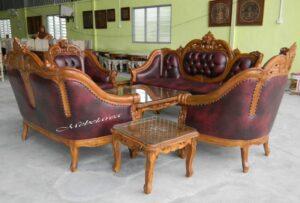 Sofa Tamu Ganesa Kerang