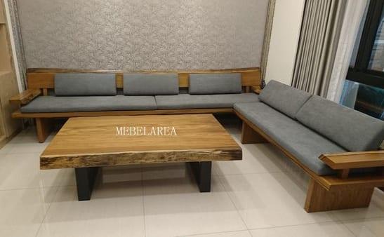 Sofa Tamu Trembesi Modern