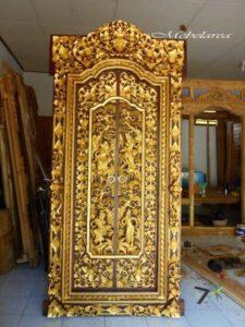 Pintu Gebyok Bali