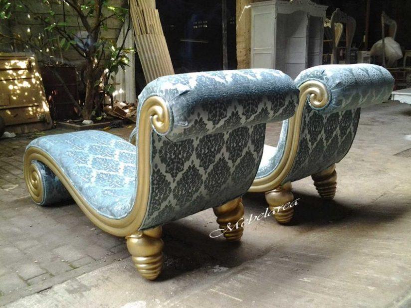 Sofa Malas Tampak Belakang