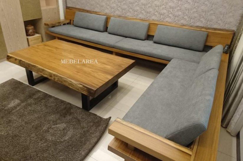 sofa-sudut-kayu-blok