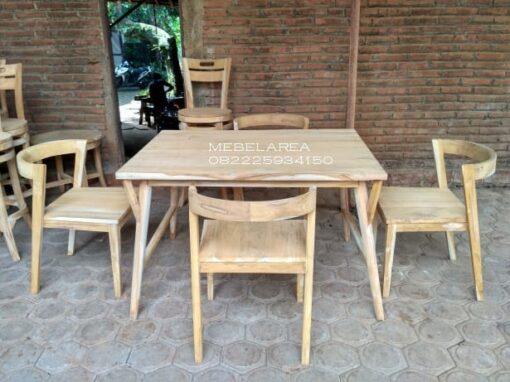 kursi-meja-cafe-vintage-modern-kayu-jati
