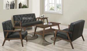 Set Sofa Tamu Retro Robinson