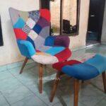 Kursi Sofa Vintage Klasik