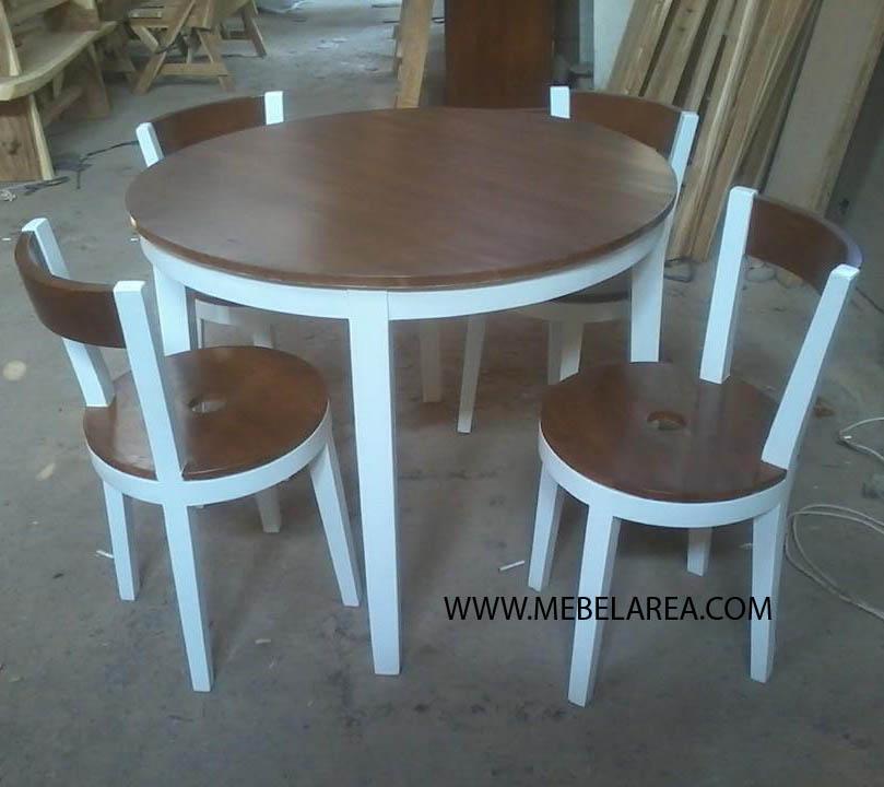 meja cafe kayu, set meja kafe, kursi cafe, harga meja kursi cafe kayu