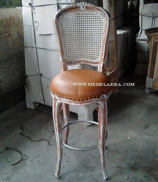 kursi bar rustic, kursi bar eropa, gambar kursi bar antik rustic