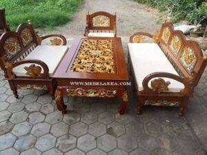 Set Kursi Tamu Model Jawa