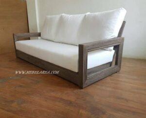 sofa tamu jati minimalis modern terbaru