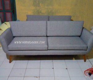 sofa jati retro modern minimalis