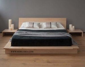 Tempat Tidur Minimalis Style