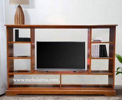 Bufet Tv Jati Modern
