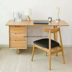 Set Meja Kantor Minimalis