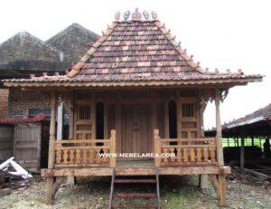 Rumah Kayu Jati Lawas