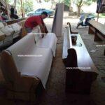 Kursi Gereja Jati Jepara
