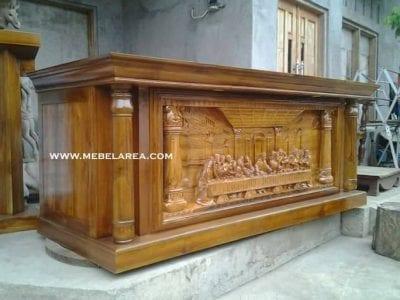 Jual Meja Perjamuan Altar Umat Kristen