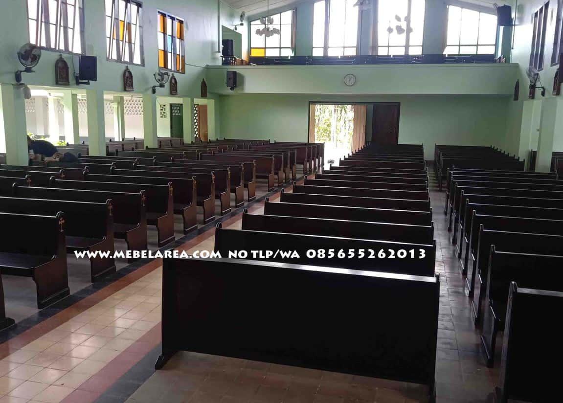 bangku gereja minimalis