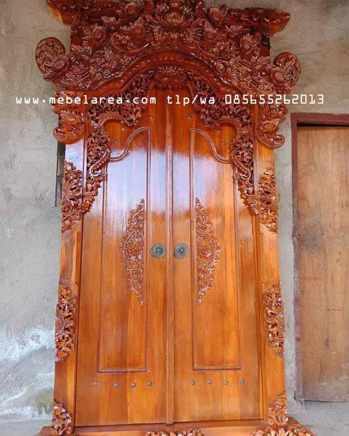 Jual Pintu Gebyok Bali Mewah