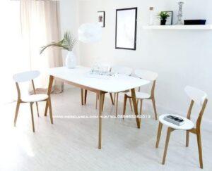 Set Meja Makan Model Terbaru