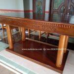 Meja Altar Gereja Minimalis Desain Terbaru