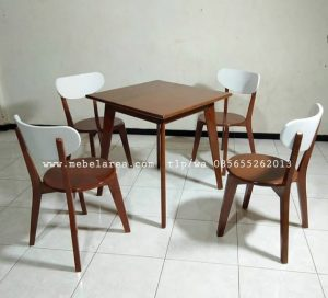 Set Meja cafe 4 Kursi